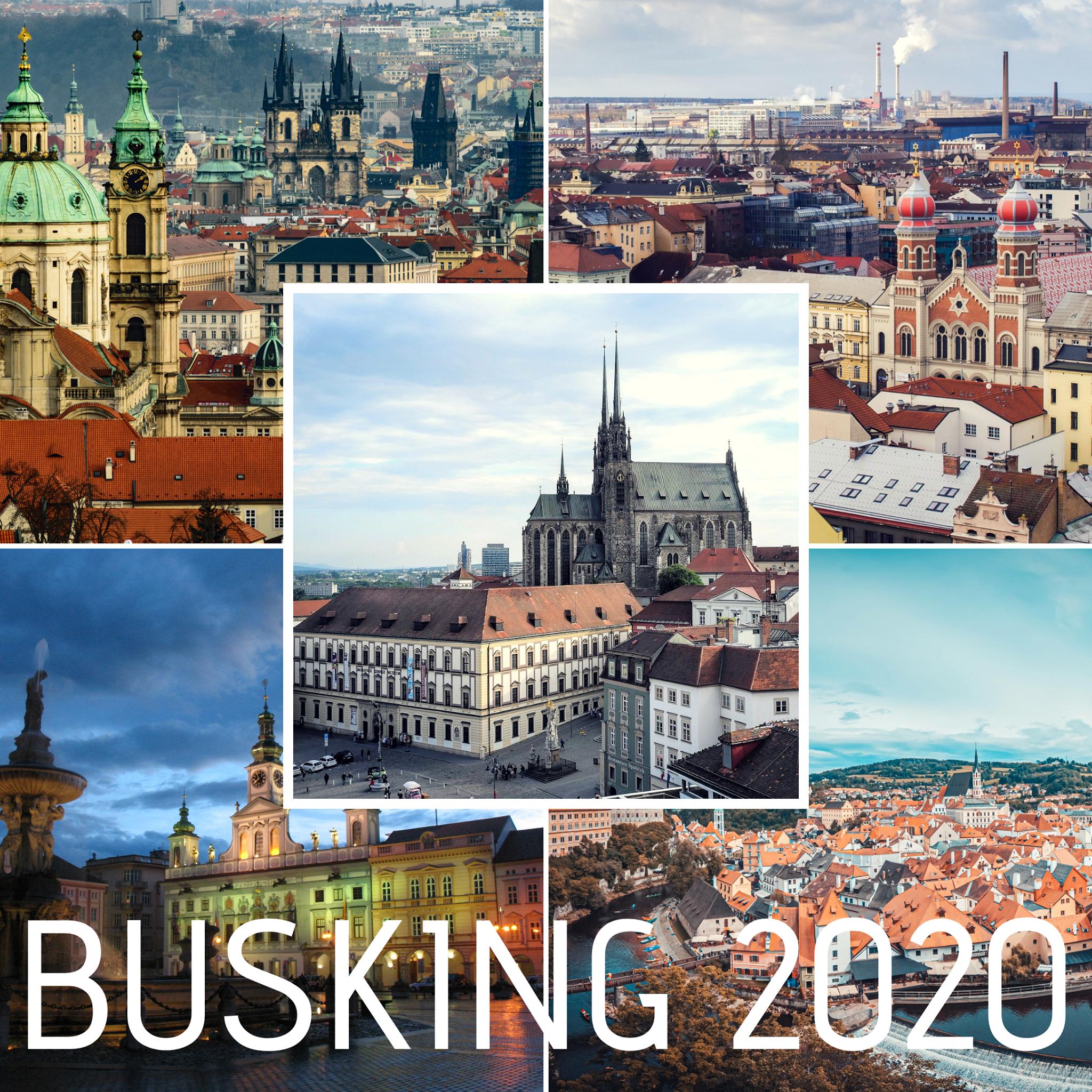 Busking 2020